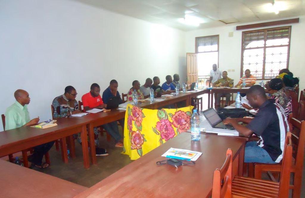 Delegación de África Central