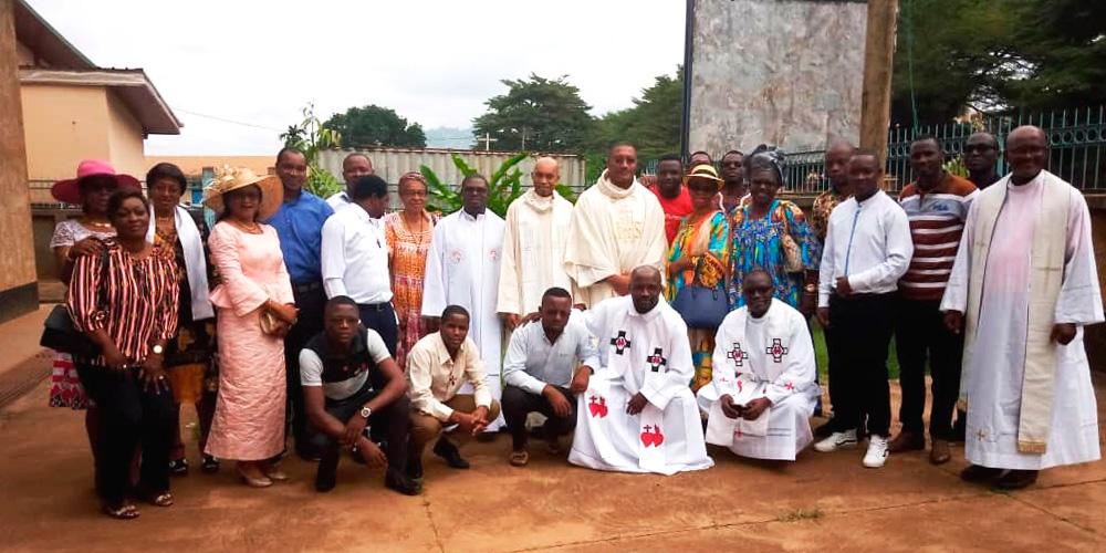 Renovación votos en Camerún