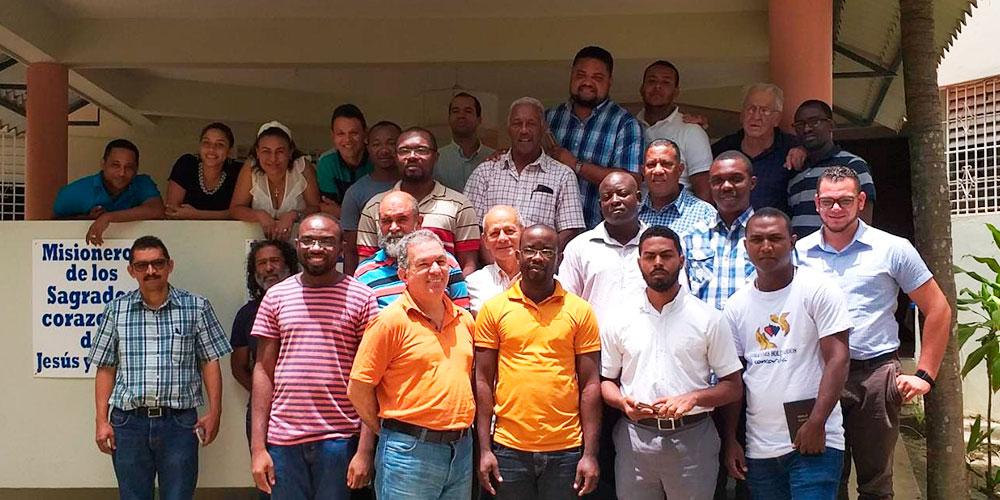 Renovación votos en el Caribe