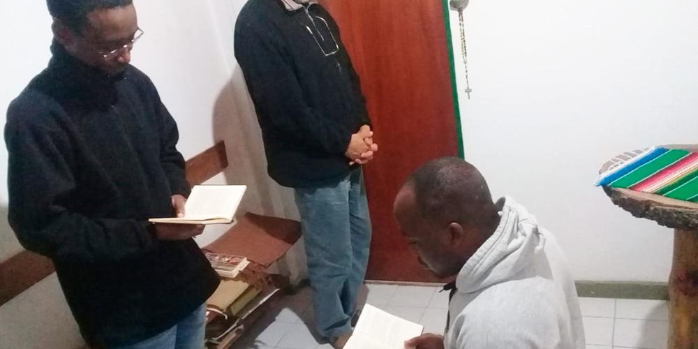 Renovación votos en Pau Noguera, Argentina